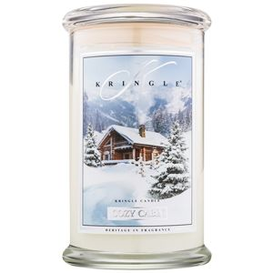 Kringle Candle Cozy Cabin illatos gyertya 624 g