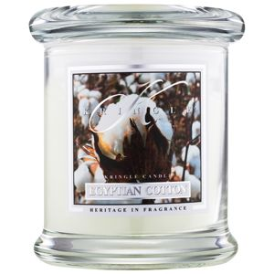 Kringle Candle Egyptian Cotton illatos gyertya