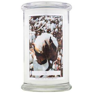 Kringle Candle Egyptian Cotton illatos gyertya