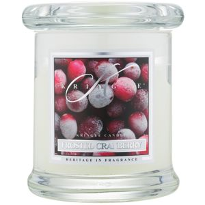 Kringle Candle Frosted Cranberry illatos gyertya 127 g