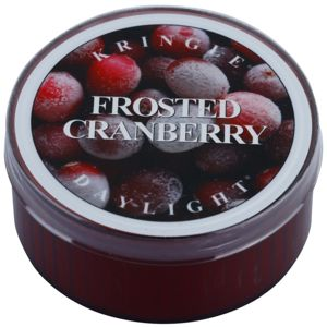 Kringle Candle Frosted Cranberry teamécses