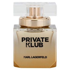 Karl Lagerfeld Private Klub eau de parfum hölgyeknek