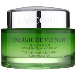 Lancôme Énergie de Vie éjszakai megújító maszk fáradt bőrre