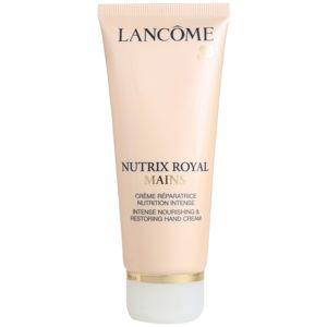 Lancôme Nutrix Royal Mains regeneráló és hidratáló krém kézre 100 ml