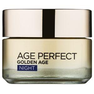 L'Oréal Paris Age Perfect Golden Age éjszakai ránctalanító krém érett bőrre