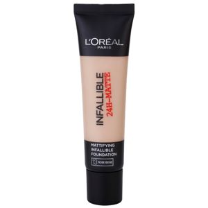 L'Oréal Paris Infallible mattító make-up árnyalat 13 Rose Beige 35 ml