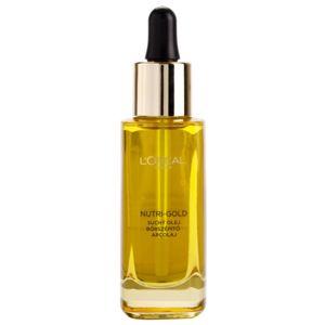 L'Oréal Paris Nutri-Gold olaj arcra 8 esszenciális olajból