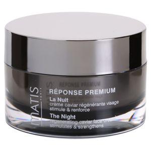 MATIS Paris Réponse Premium éjszakai regeneráló krém stressz ellen 50 ml