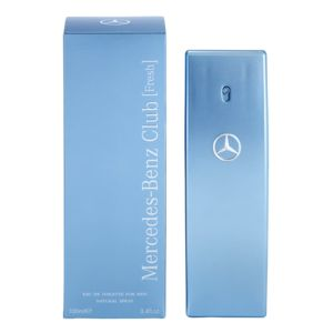 Mercedes-Benz Club Fresh eau de toilette uraknak