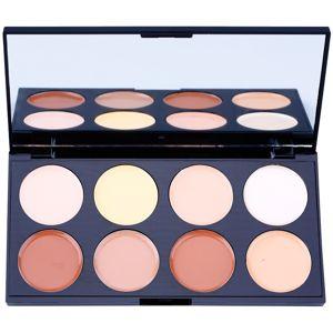 Makeup Revolution Ultra Cream Contour arckontúr paletta 13 g