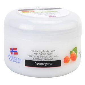 Neutrogena Norwegian Formula® Nordic Berry tápláló testbalzsam száraz bőrre