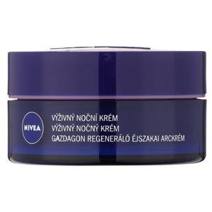 Nivea Aqua Effect éjszakai tápláló és hidratáló krém száraz bőrre 50 ml