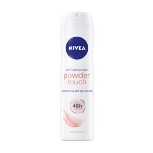 Nivea Powder Touch izzadásgátló spray