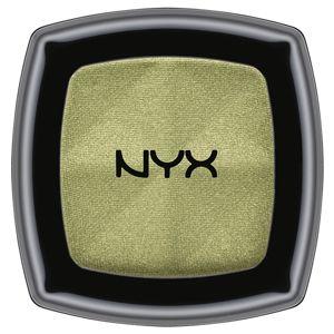 NYX Professional Makeup Eyeshadow szemhéjfesték árnyalat 31 Lime Green 2,7 g