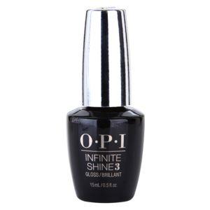 OPI Infinite Shine 3 fedő lakk a körmökre a tökéletes védelemért és intenzív fényért