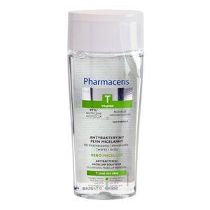 Pharmaceris T-Zone Oily Skin Sebo-Micellar micellás víz normál és száraz, érzékeny bőrre problémás és pattanásos bőrre