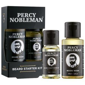 Percy Nobleman Beard Starter Kit kozmetika szett I. uraknak
