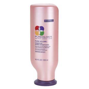 Pureology Pure Volume dúsító kondicionáló a vékony szálú, festett hajra 250 ml
