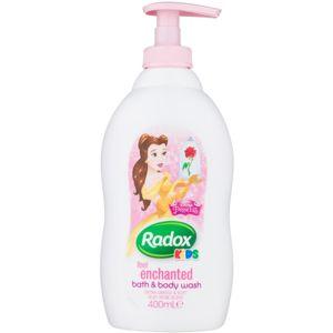 Radox Kids Feel Enchanted tusoló- és fürdőgél