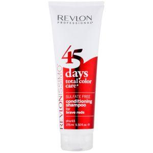 Revlon Professional Revlonissimo Color Care sampon és kondicionáló 2 az 1-ben vörös tónusokra