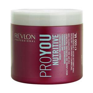Revlon Professional Pro You Nutritive maszk száraz hajra 500 ml