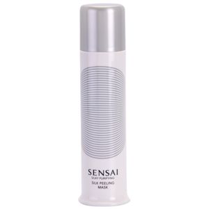 Sensai Silky Purifying Extra Care peeling maszk