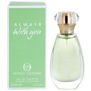 Sergio Tacchini Always With You eau de toilette hölgyeknek