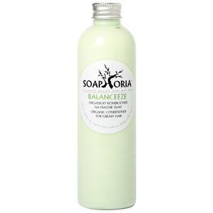 Soaphoria Hair Care organikus kondicionáló zsíros hajra
