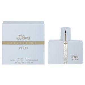 s.Oliver Selection Women eau de toilette hölgyeknek 30 ml