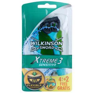 Wilkinson Sword Xtreme 3 Sensitive eldobható borotvák
